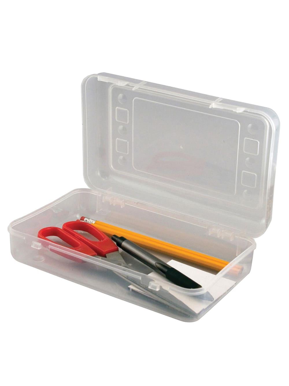 Office Desk Organizer Desktop Pen Pencil Storage Box Container FAST AU T8V1