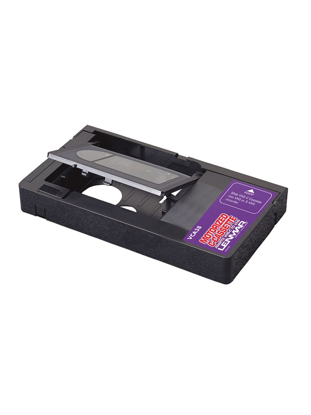 Digital Concepts Motorized Universal VHS-C To VHS Cassette Adapter