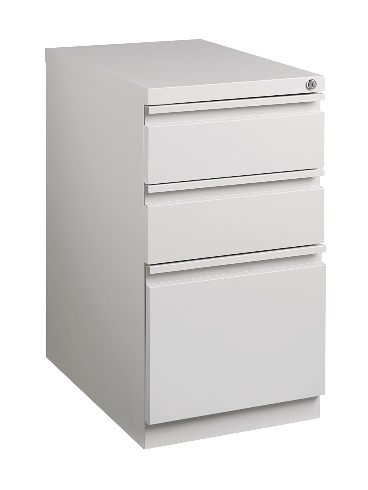 WorkPro 322 D Vertical 32 Drawer Mobile Pedestal File Cabinet Metal