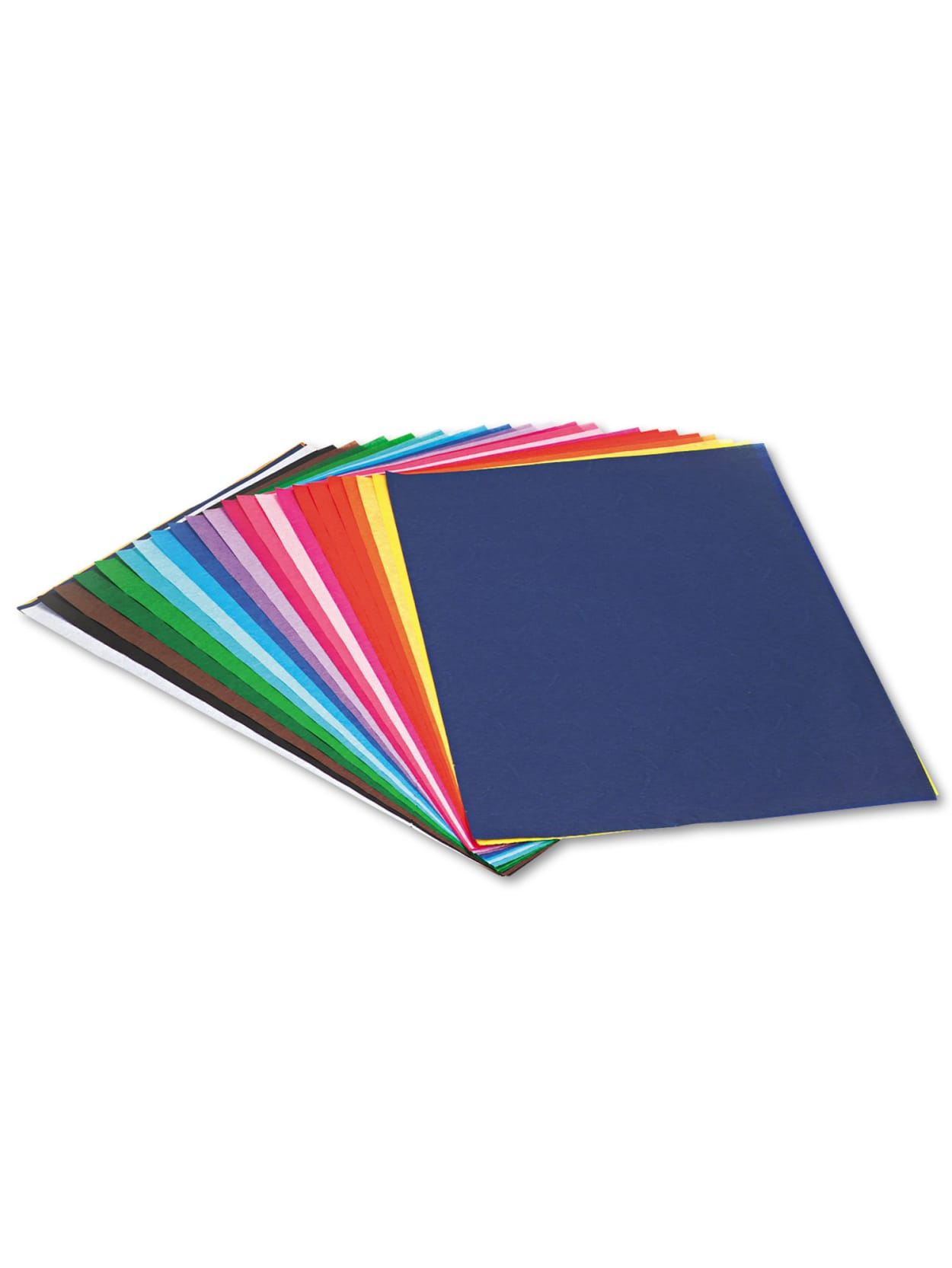 Pacon Spectra Assorted Color Tissue Pack 12 X 18 25 Colors Pack Of 100 Sheets Office Depot