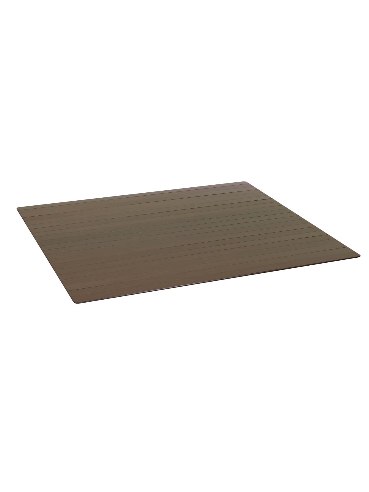 Reale Bamboo Chair Mat 42 X 48