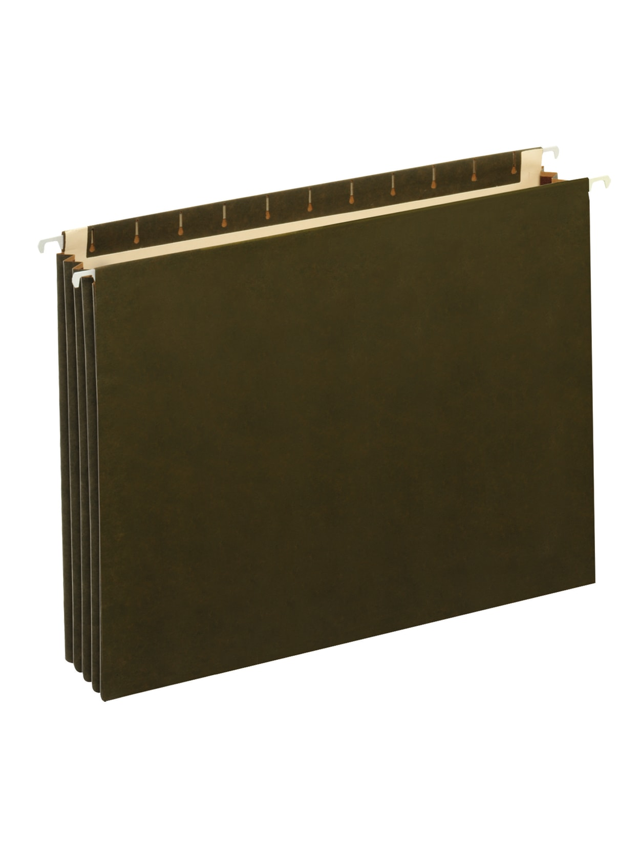 Office Depot Brand Expanding Hanging File Pocket With Full Height