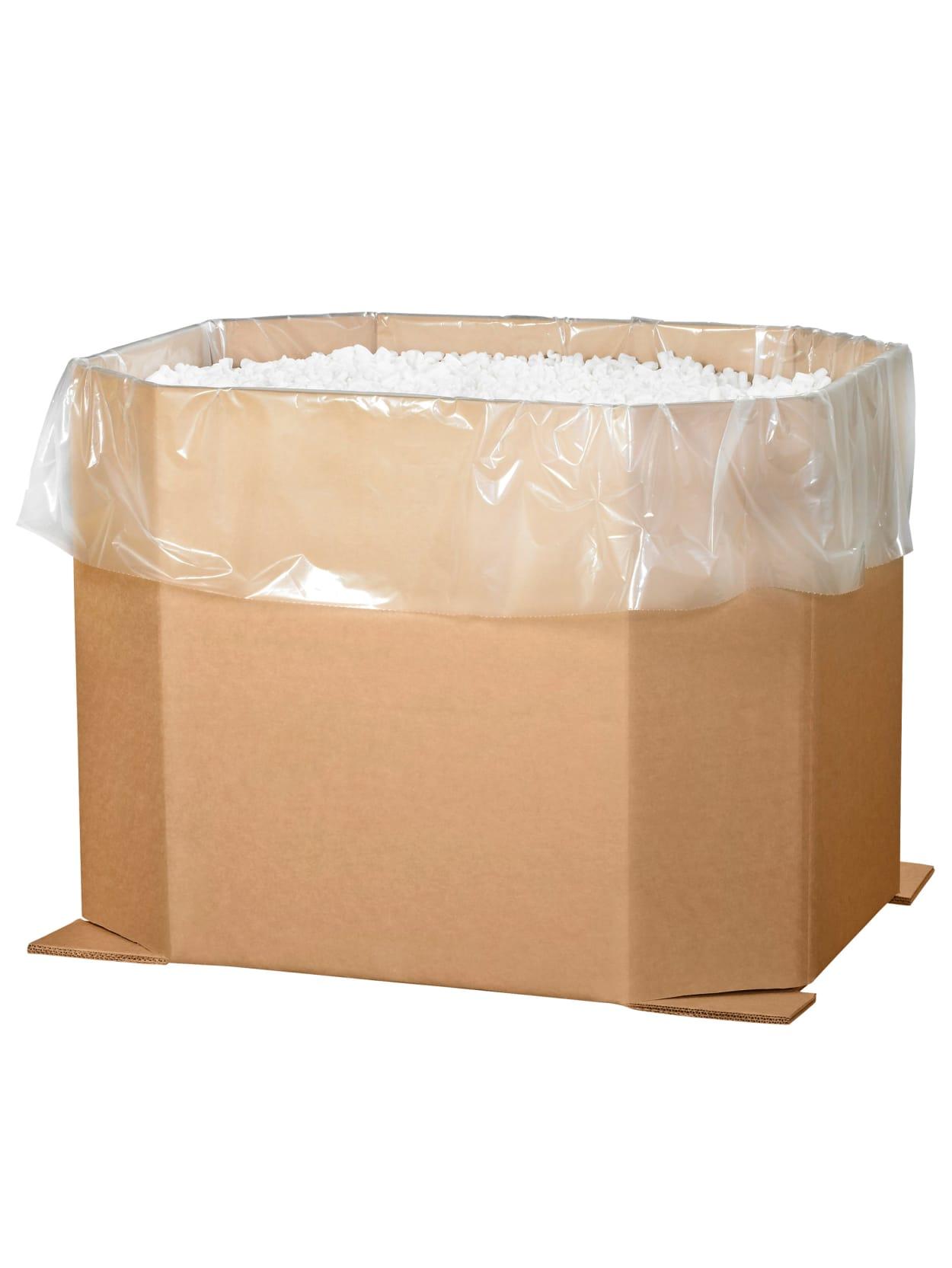 Office Depot Brand Heavy Duty Triple Wall Octagon Storage Box Bulk