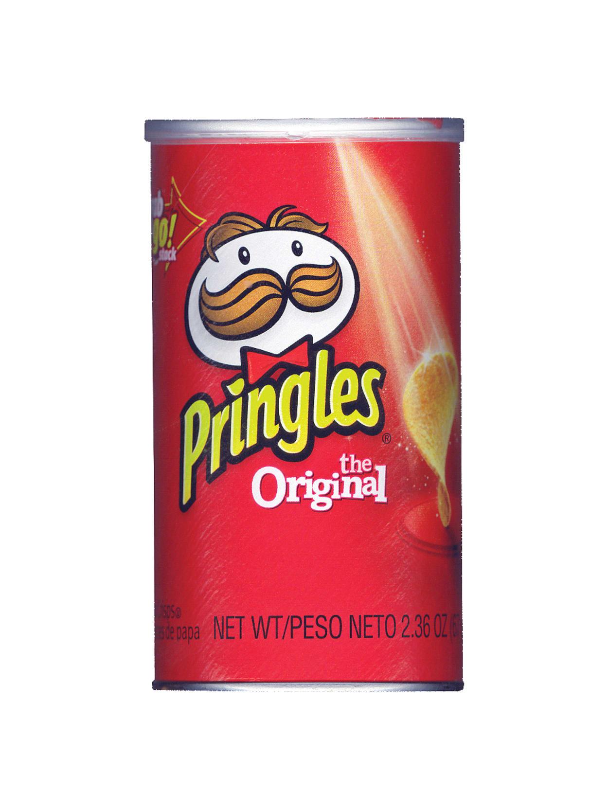 Pringles Original Potato Chips 2.38 Oz