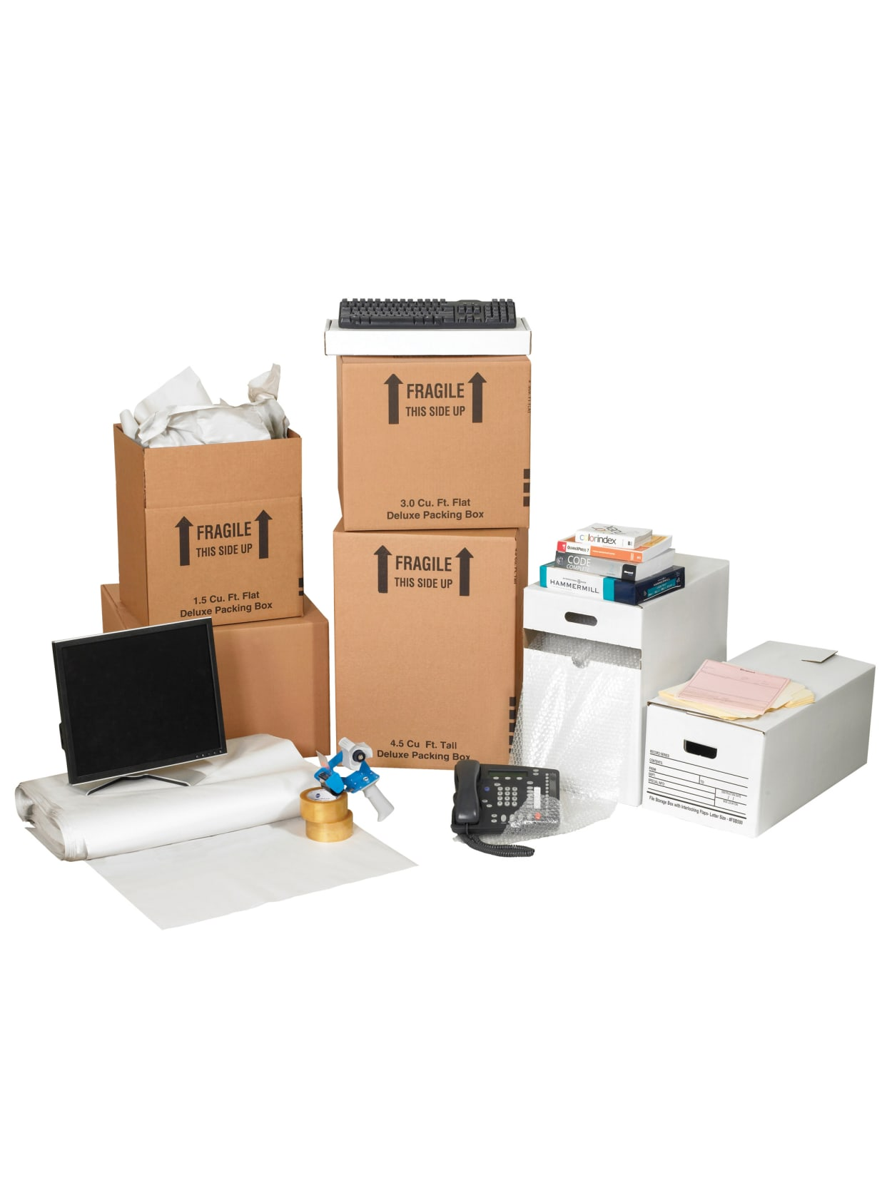 Office Depot Brand Office Moving and Storage Kit - Office Depot
