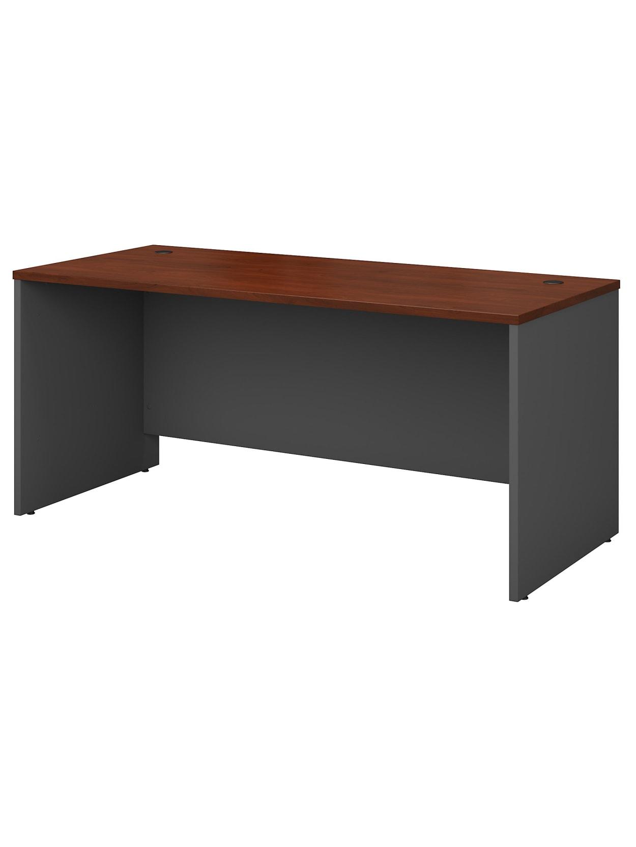 Bush Business Furniture Components Office Desk 66 W x 30 D Hansen