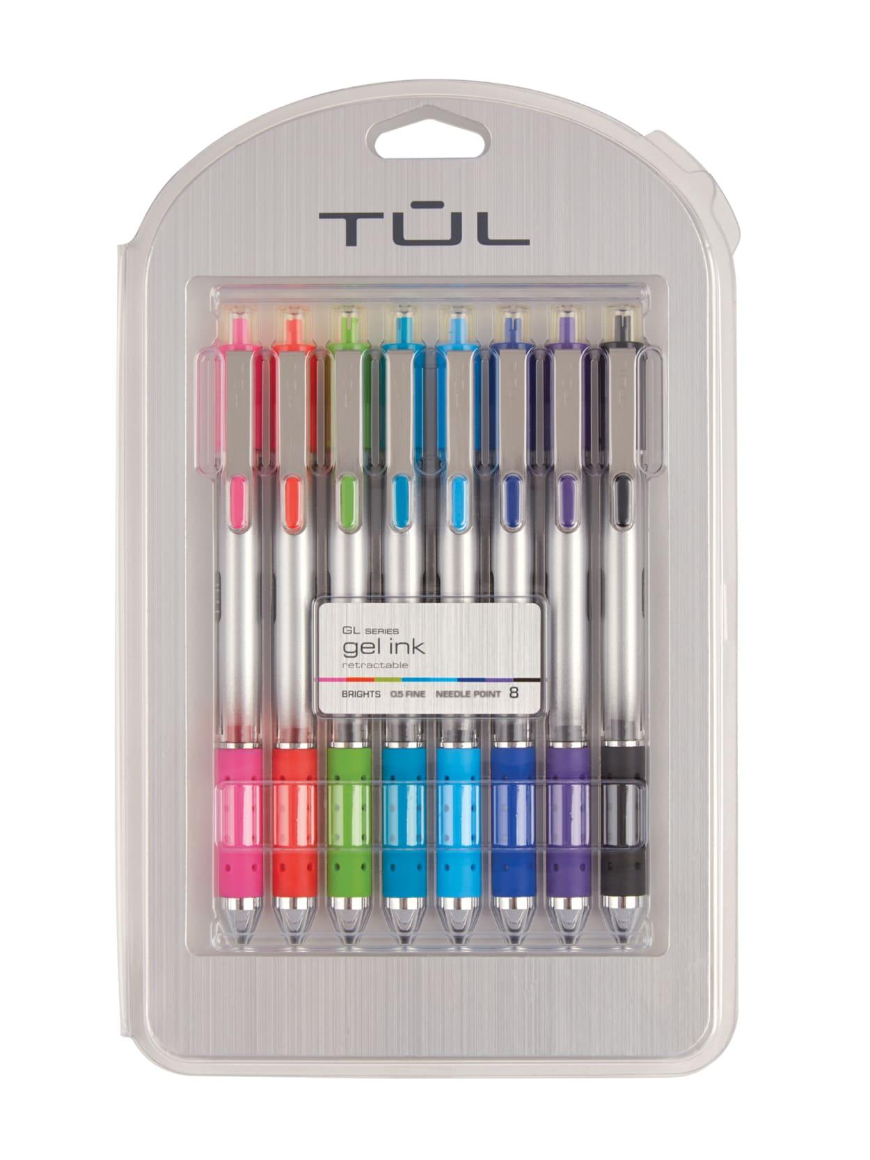 Retractable Gel Pens 0.5mm