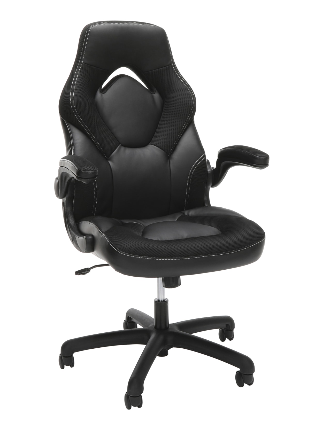 Ofm Essentials 3085 Gaming Chair Black Office Depot