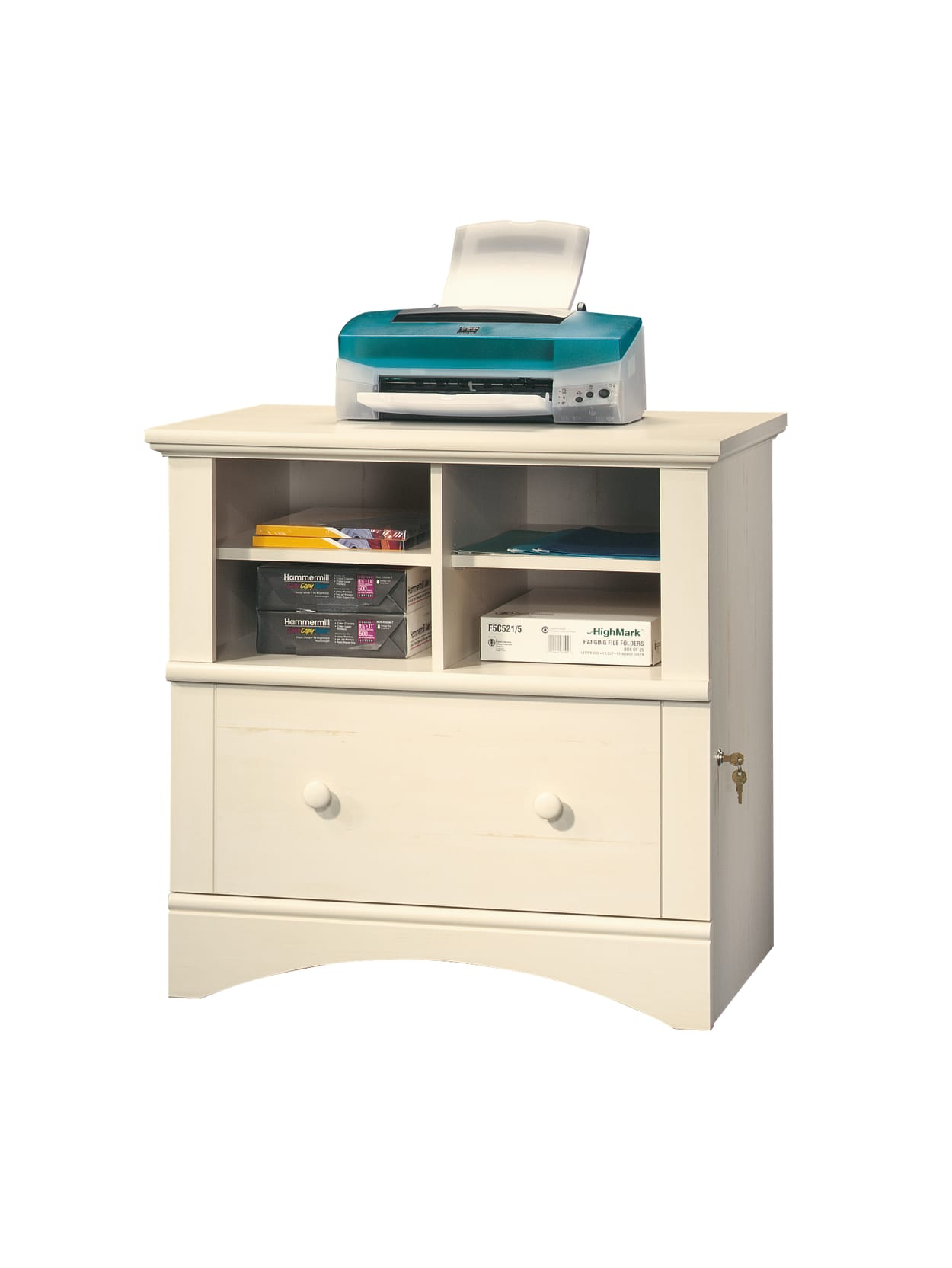 32 W Lateral 1 Drawer File Cabinet