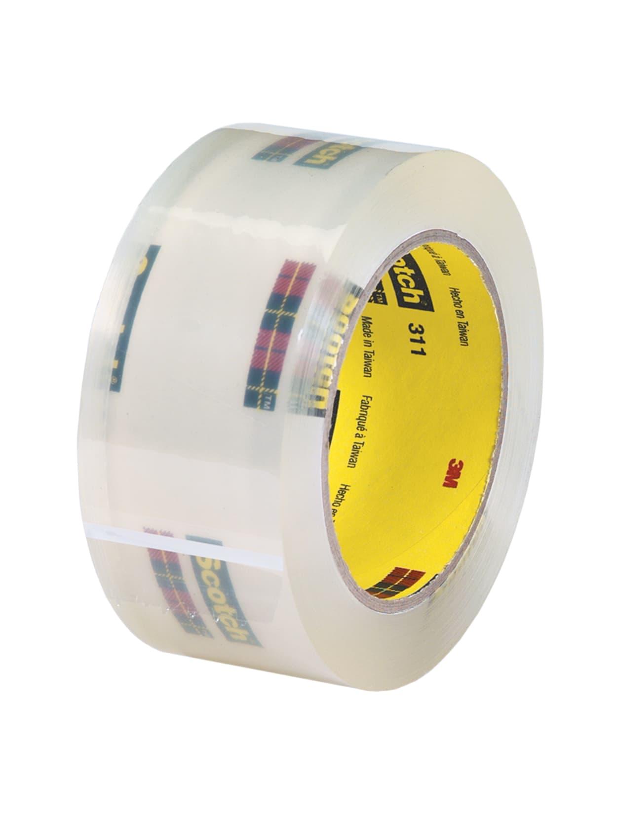 "2 Colors 36 Rolls 2/"" x 110 YD Custom Logo Printed Carton Sealing Packing Tape"