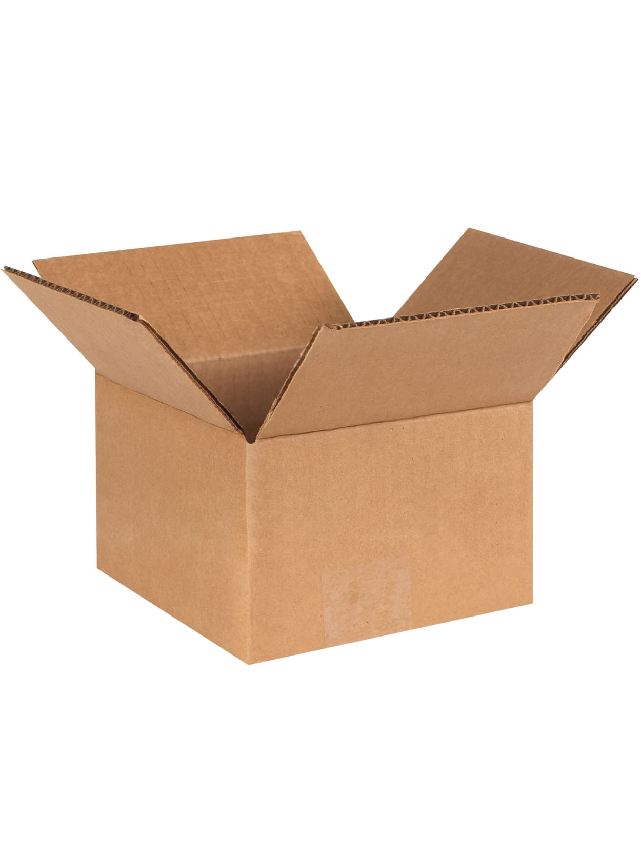 25-10 x 6 x 5 Corrugated Shipping Boxes Storage Cartons Moving Packing Box