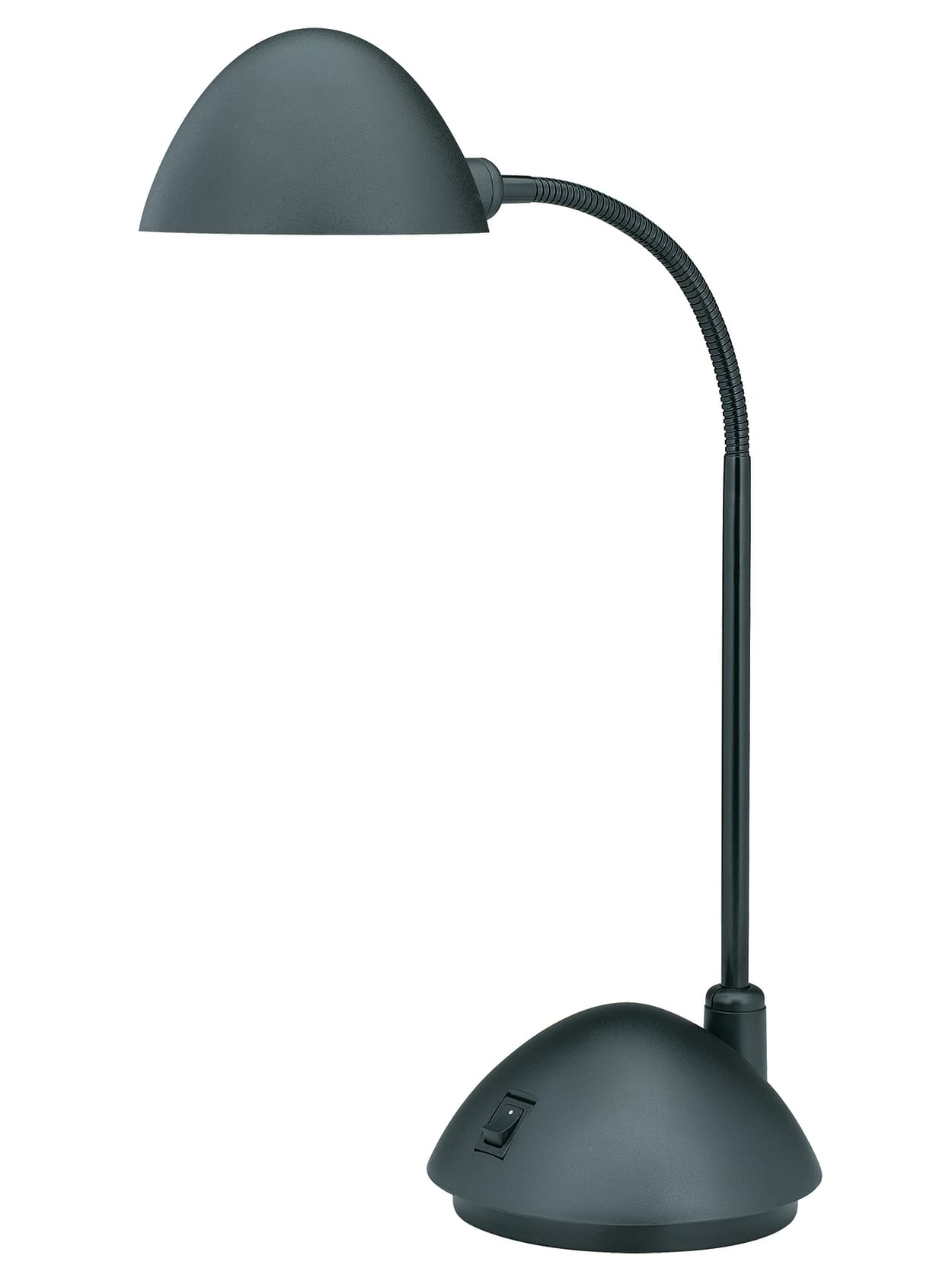 Reale Led Desk Lamp 16 12 H Black