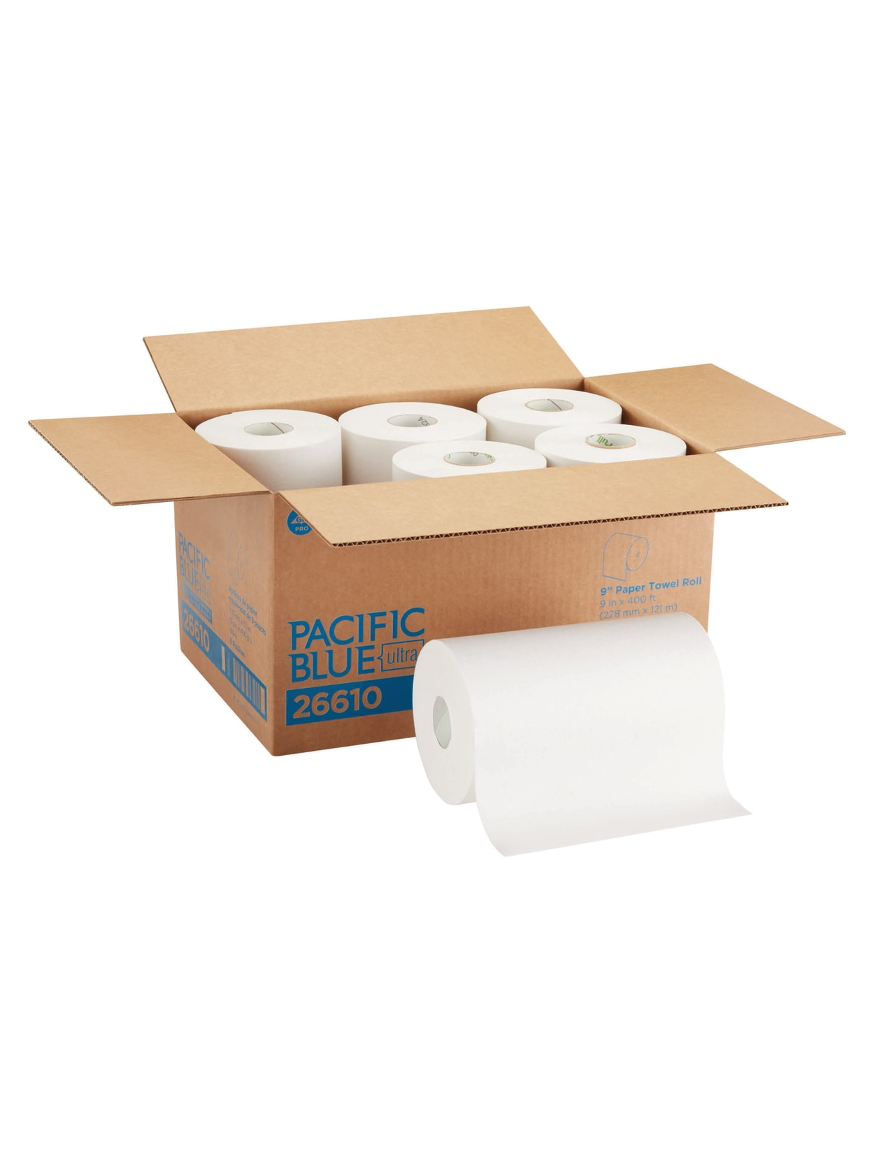 Hand Paper Towel Fast Dry Absorbency Pocket Hygienic Bathroom 90 Towel 24 pack