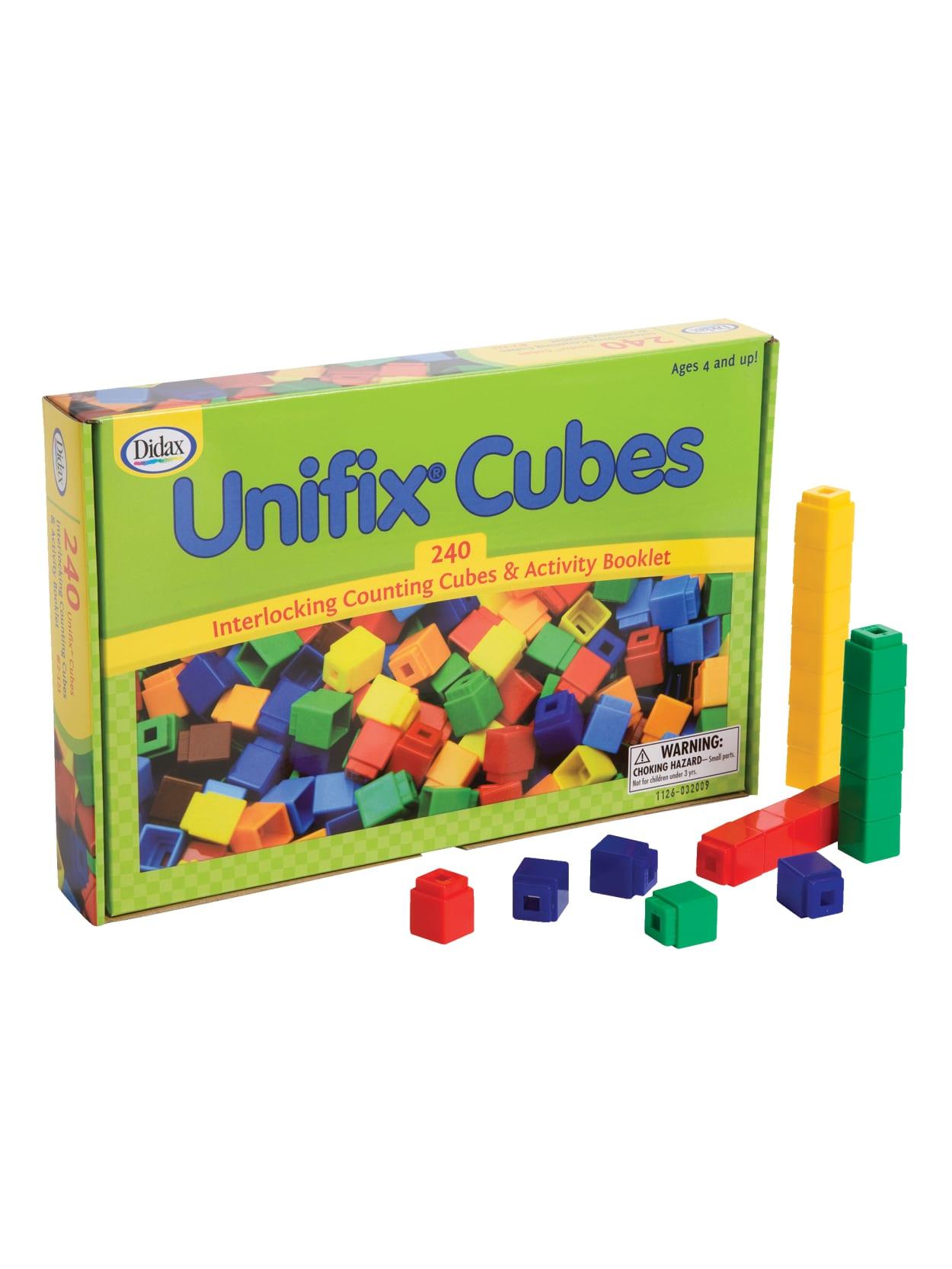 Didax Unifix Cubes