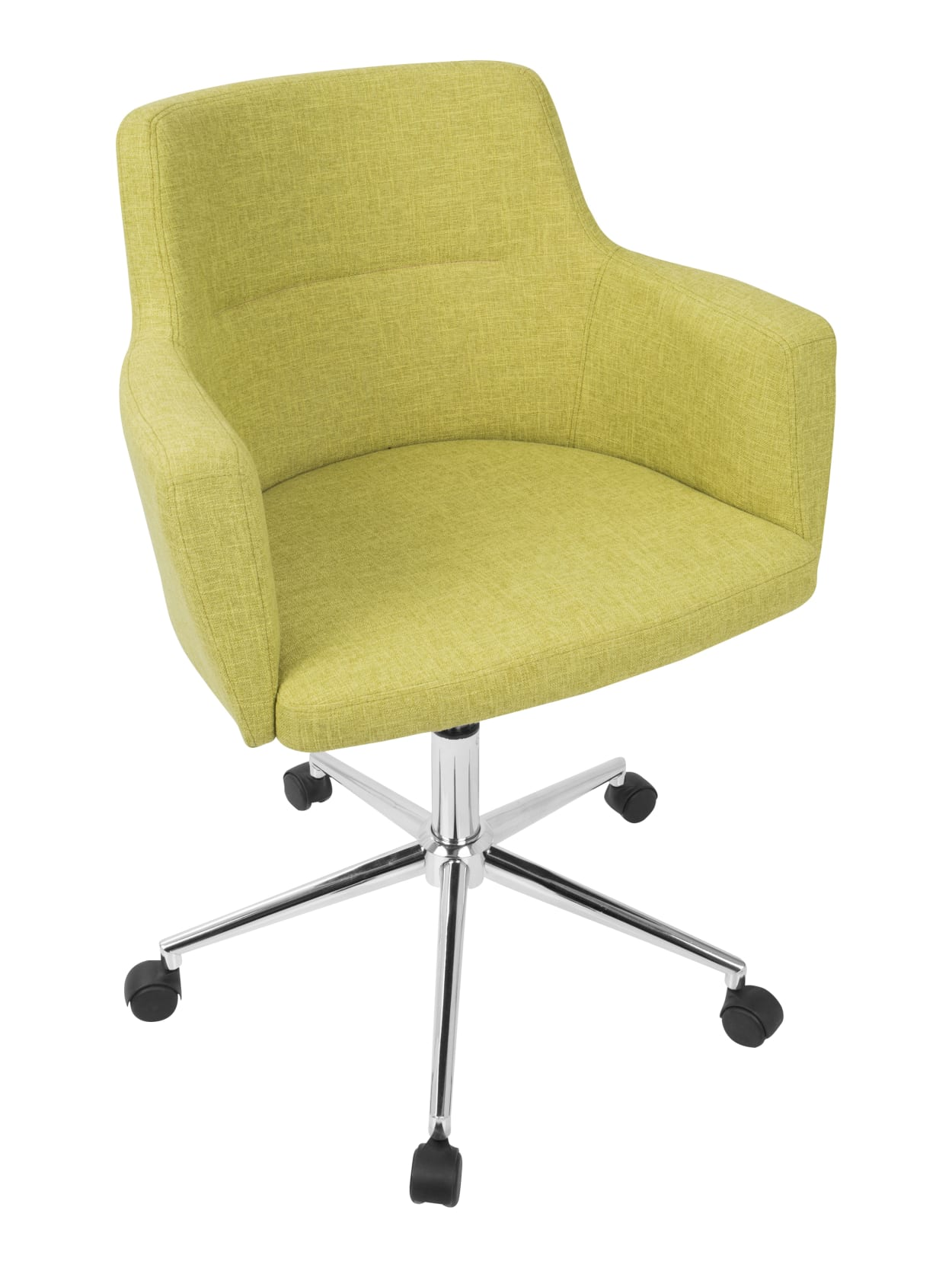 Lumisource Andrew Office Chair Lime Green - Office Depot