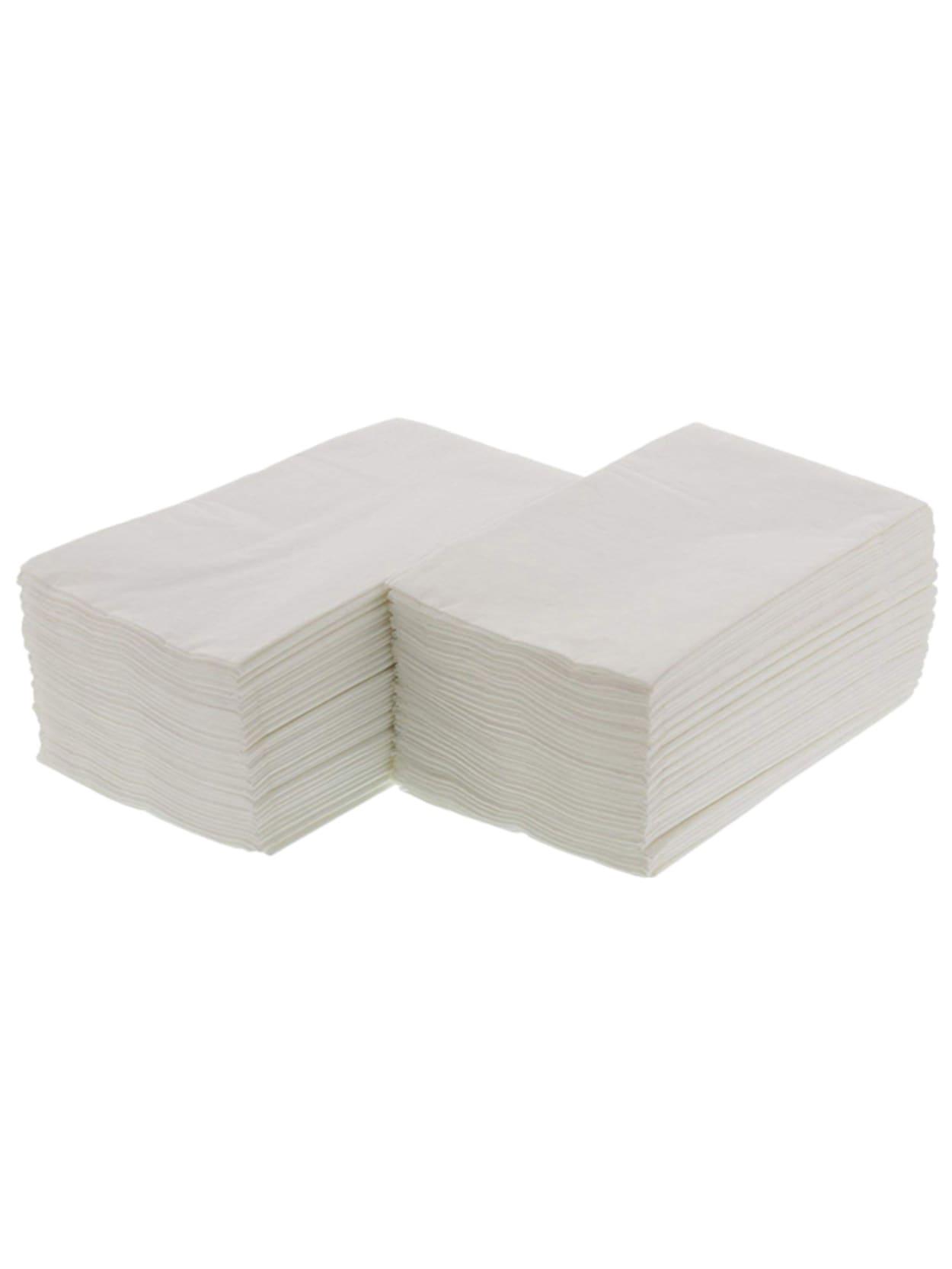 Hi Valu 2 Ply Dinner Napkins 18 Fold 15 X 17 White Pack Of 3000 Napkins Office Depot