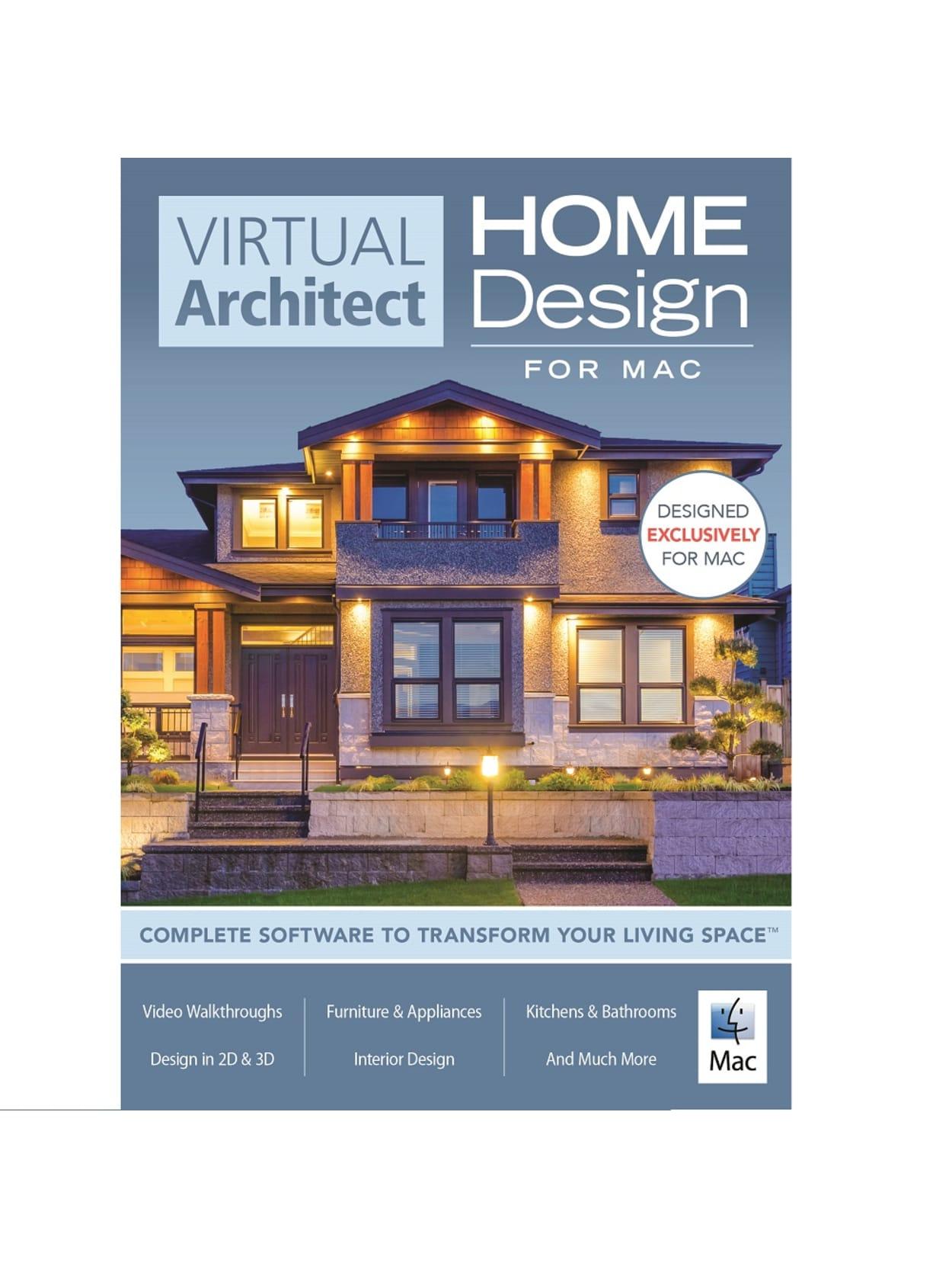 Virtual Architect Home Design Software, For Mac® Item  12