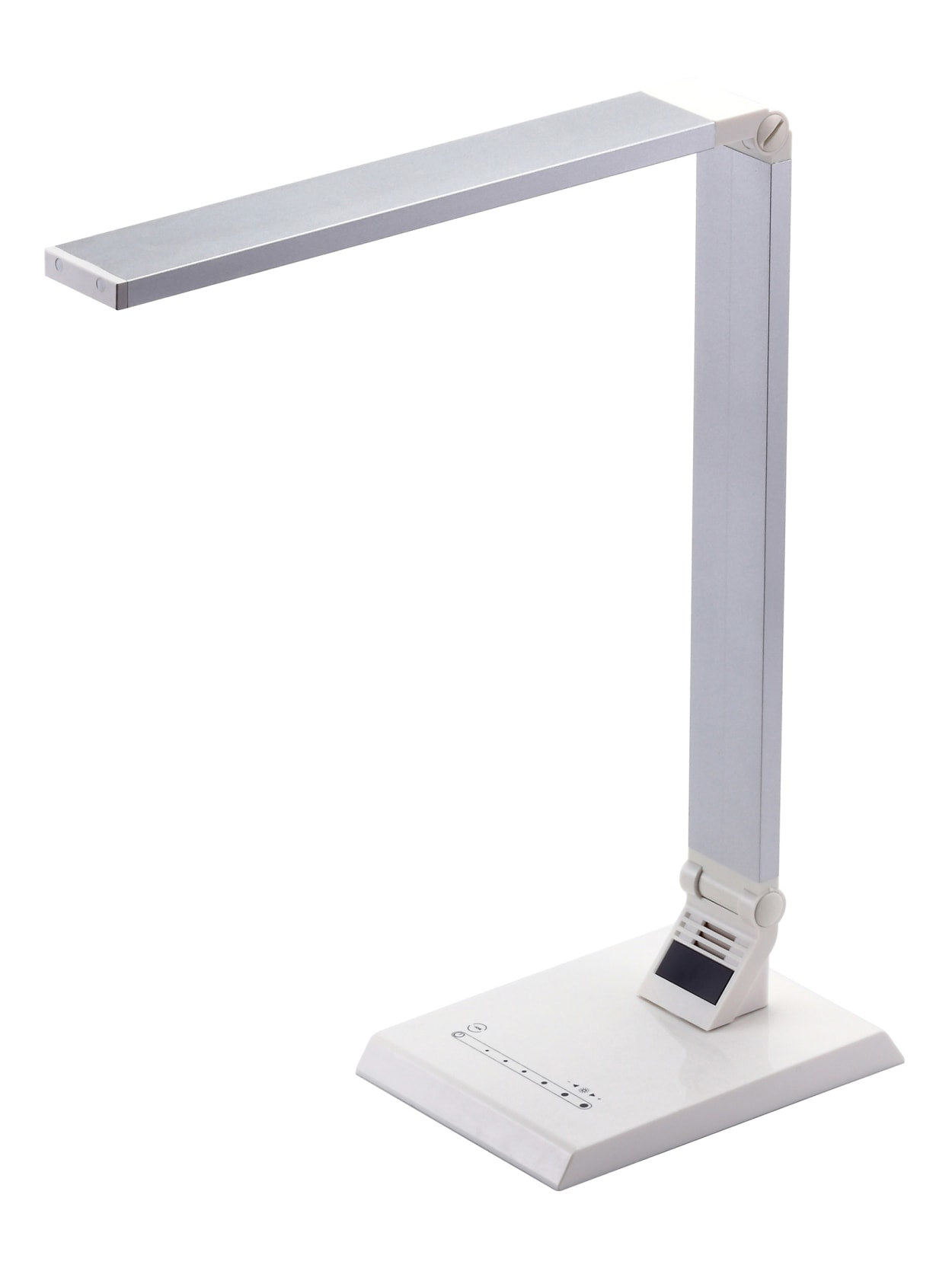 Bostitch Air Purifying Led Lamp White Office Depot