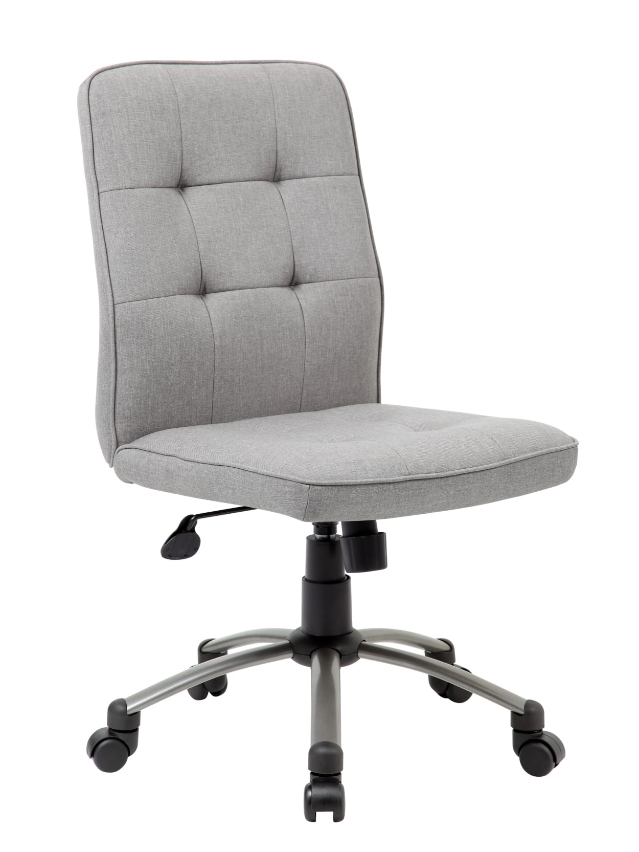 Modern Office Chair Taupe Office Depot