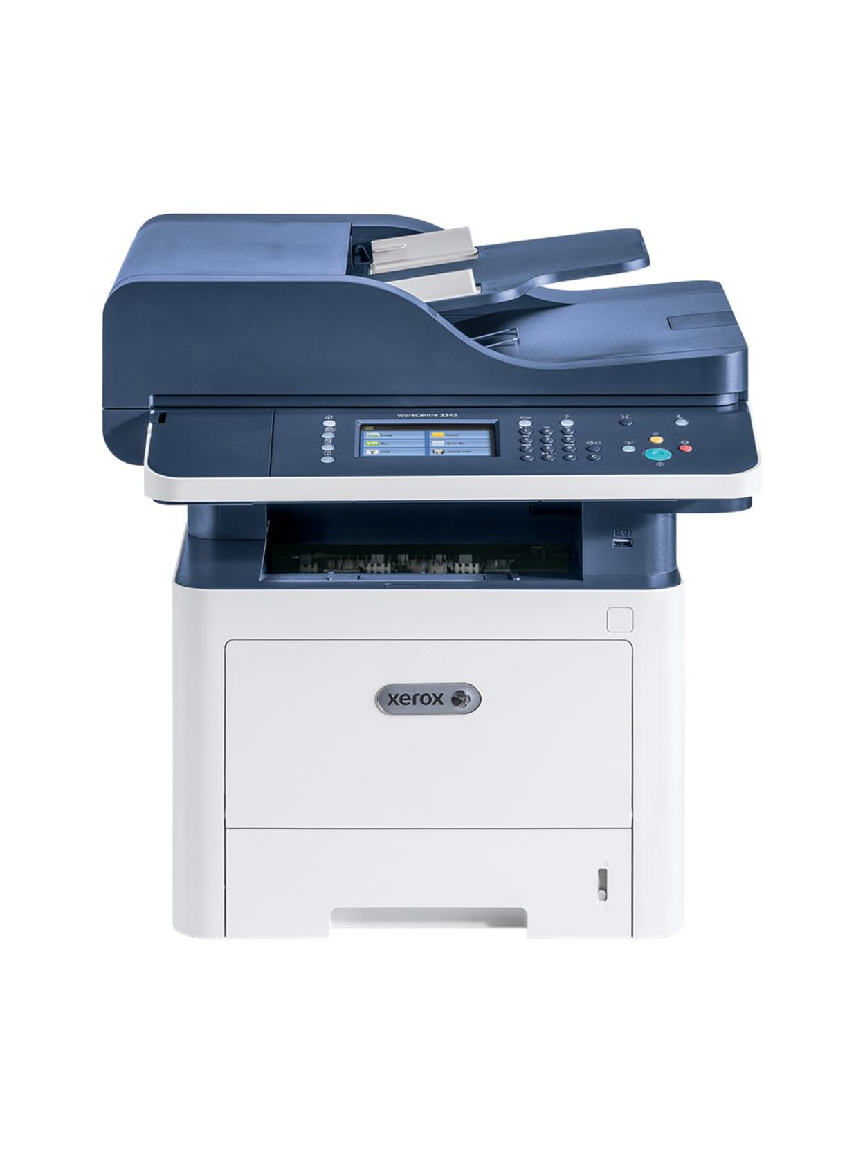 Xerox Workcentre 3300 Series Wireless Monochrome Laser All In One Printer 3345dni Office Depot