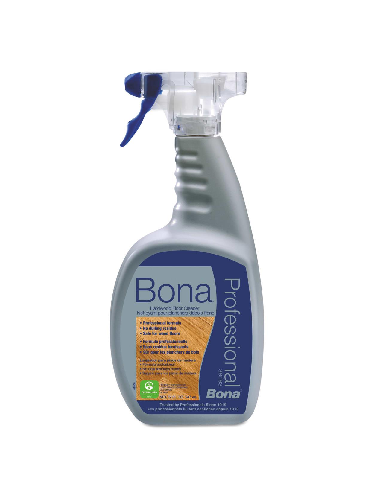 Bona Hardwood Floor Cleaner 32 Oz Spray