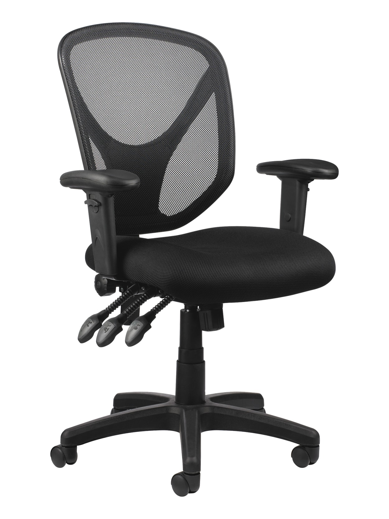 Reale Mftc 200 Task Chair Black