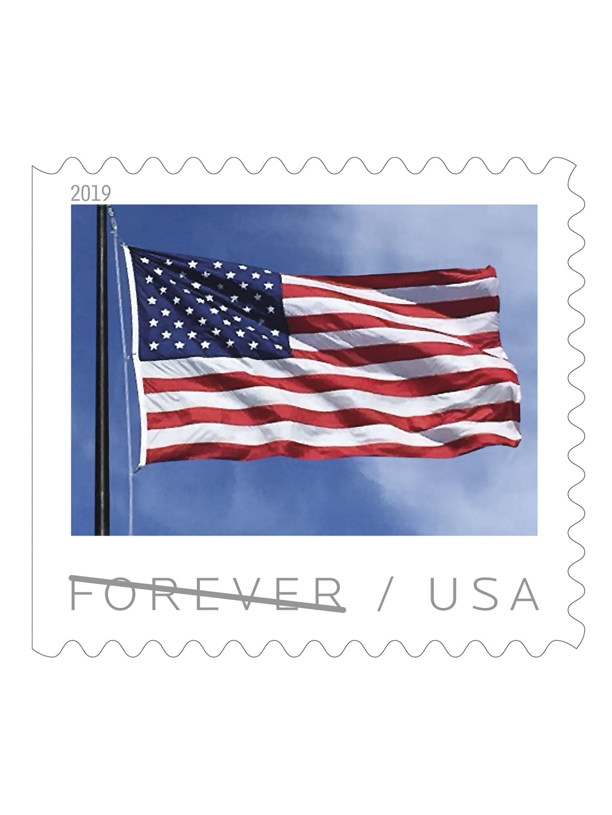 Usps Forever Stamps Booklet Of 20 Stamps Office Depot