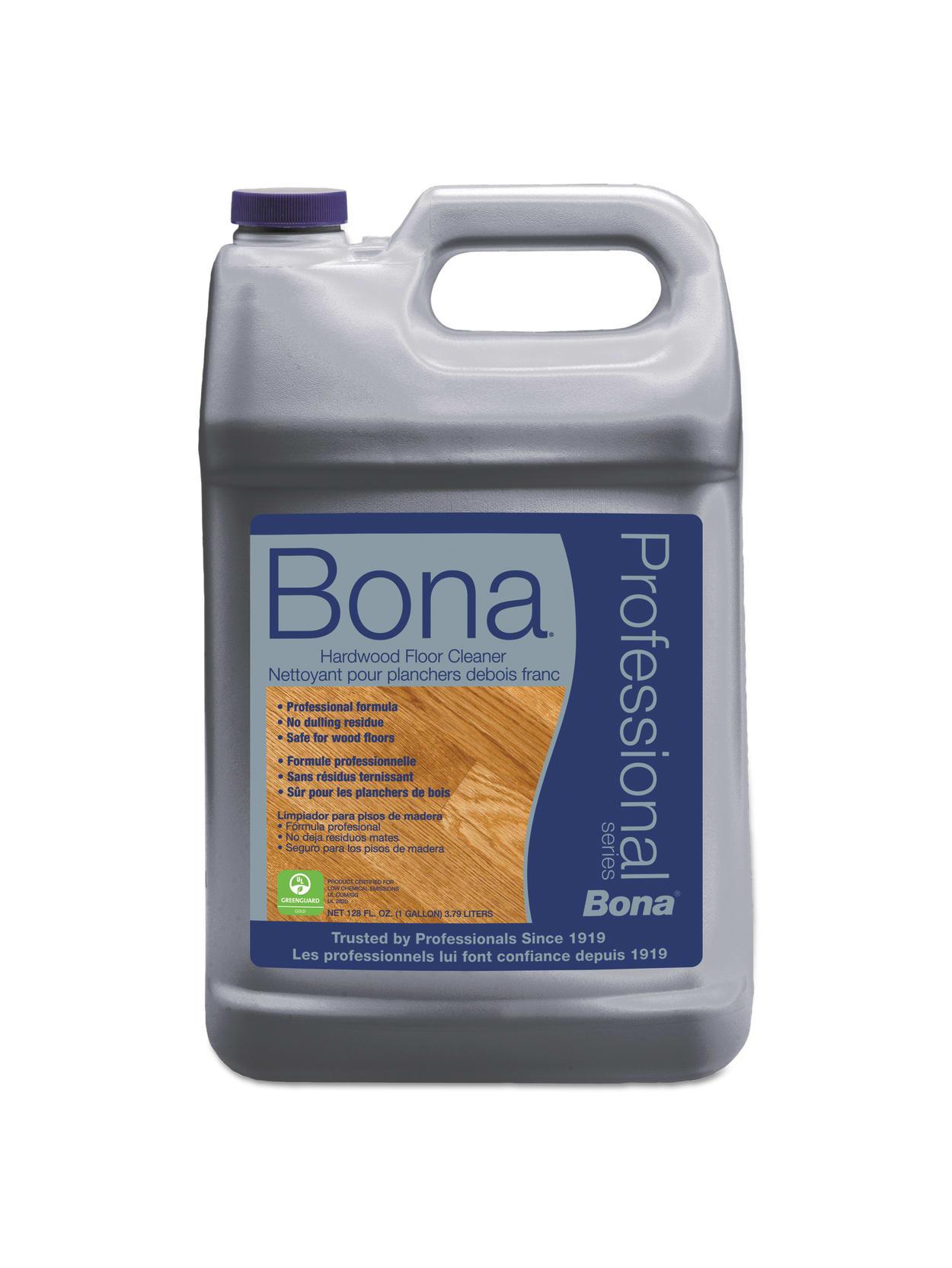 Bona Hardwood Floor Cleaner 128 Oz