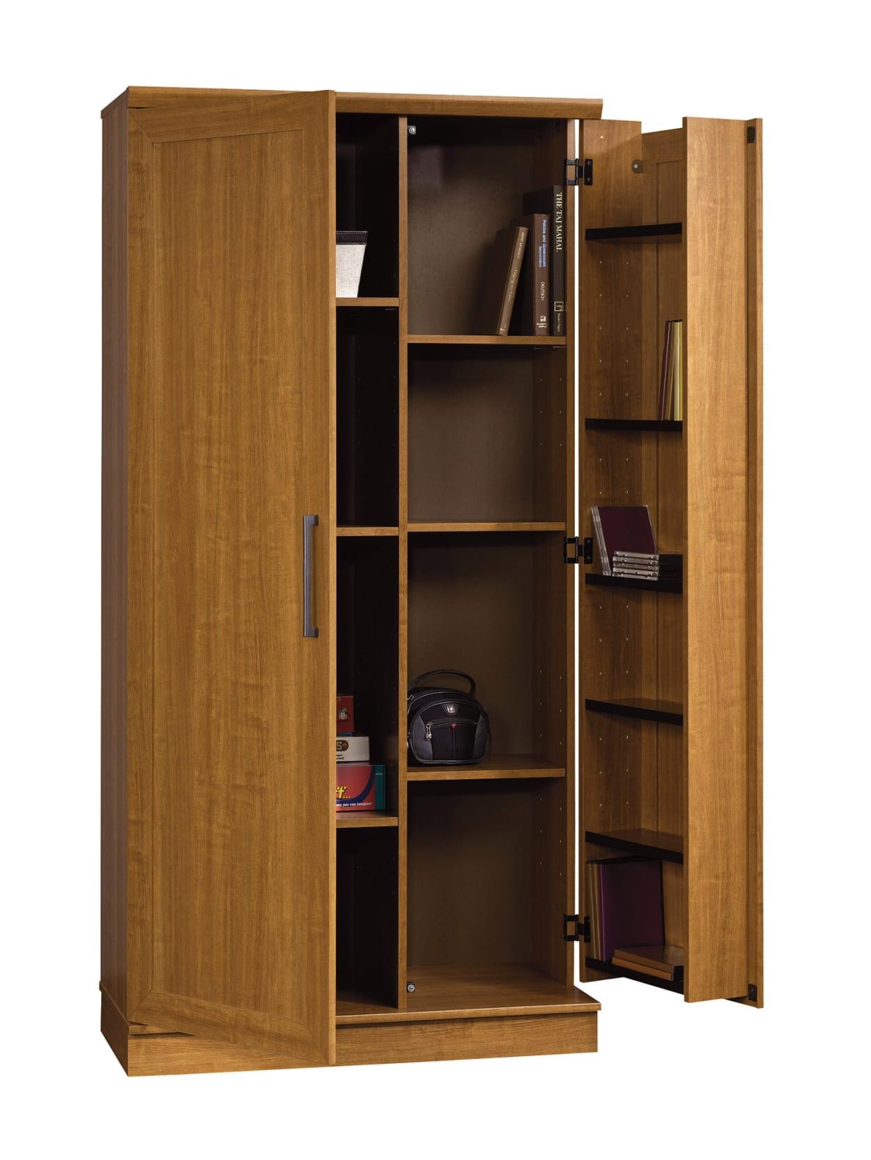 Reale 12 Shelf Storage Cabinet 72 H