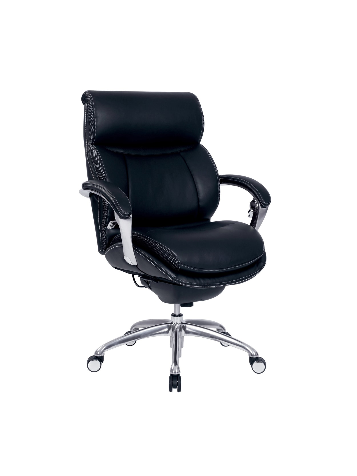 Serta iComfort i30 Mid Back Chair Onyx - Office Depot