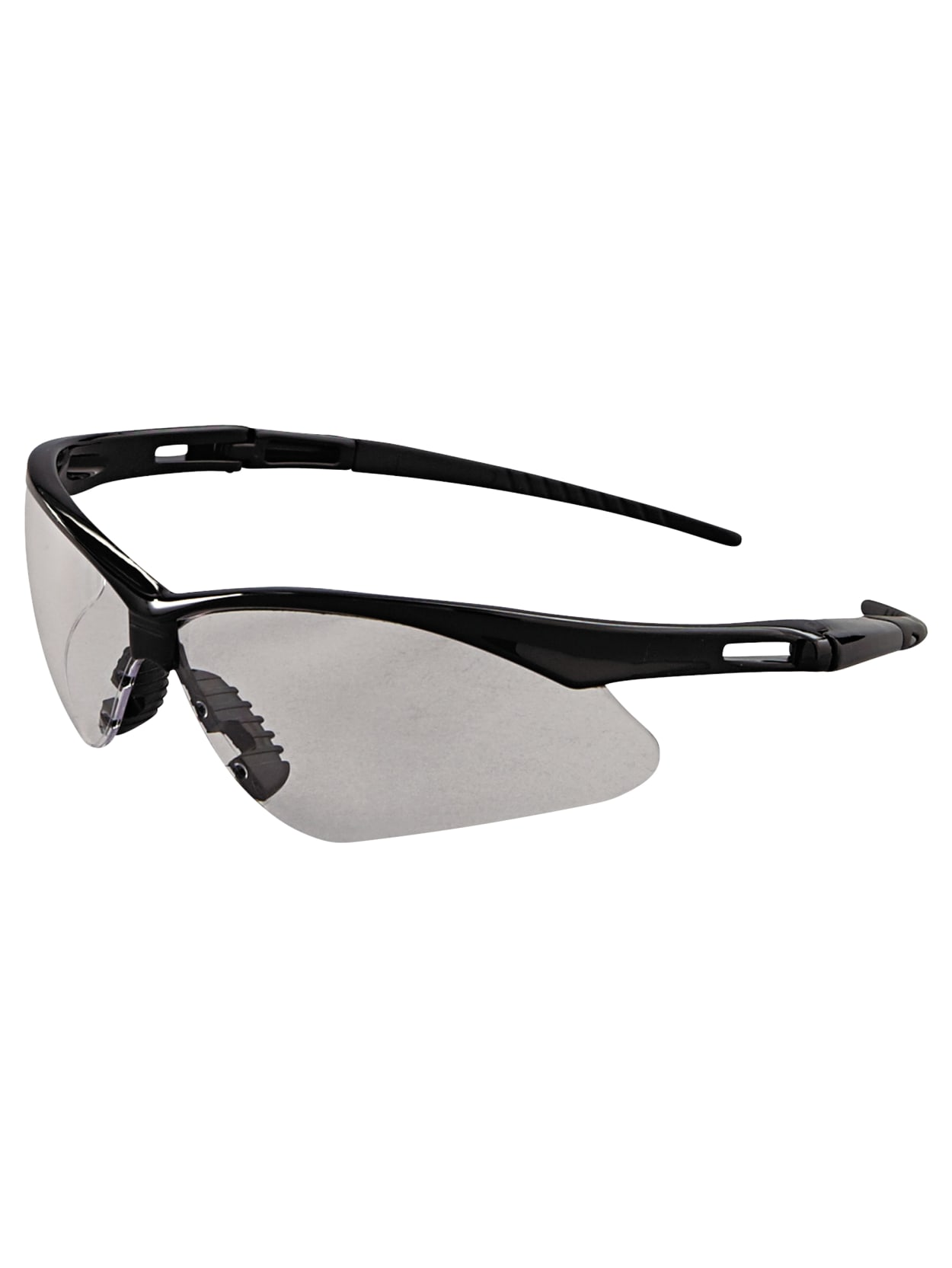 6 Pack Kleenguard Nemesis Safety Eyewear Clear Lens Black Frame