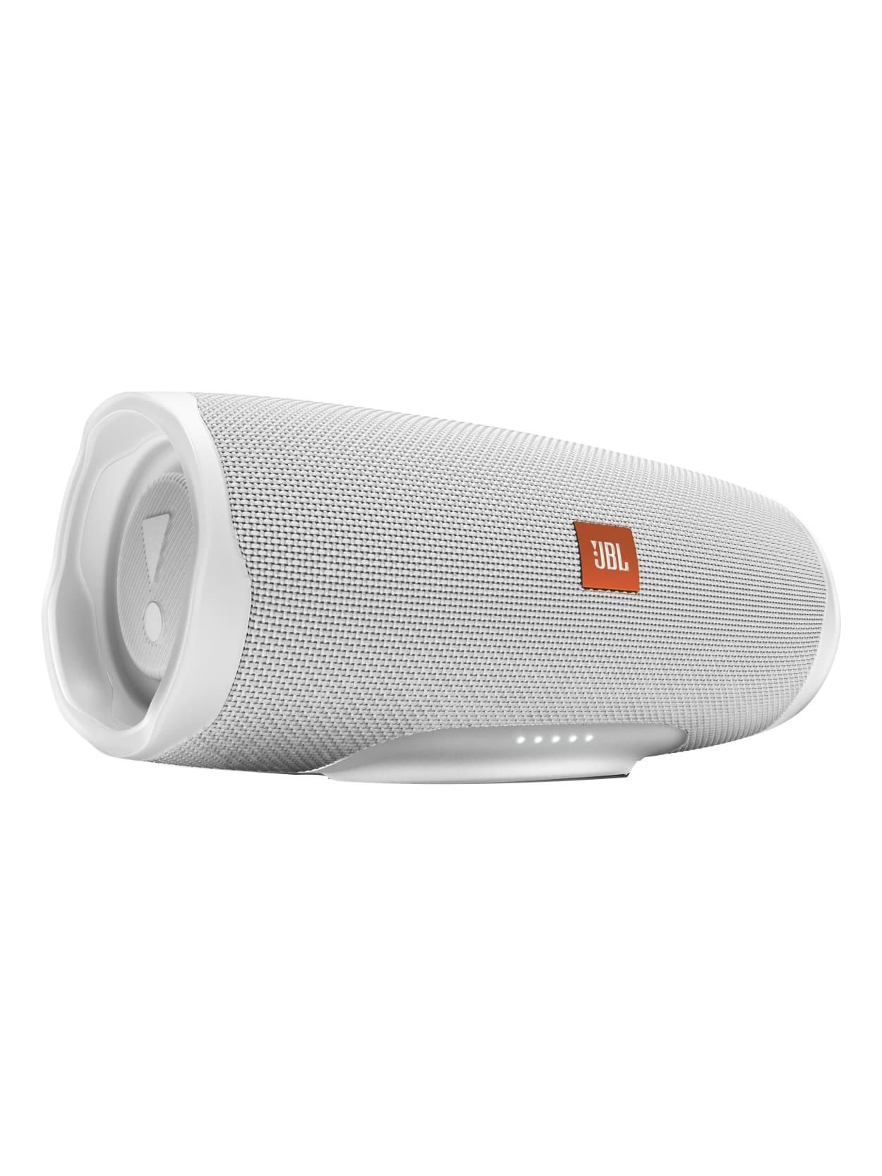 Jbl Charge 4 Bluetooth Speaker White Office Depot