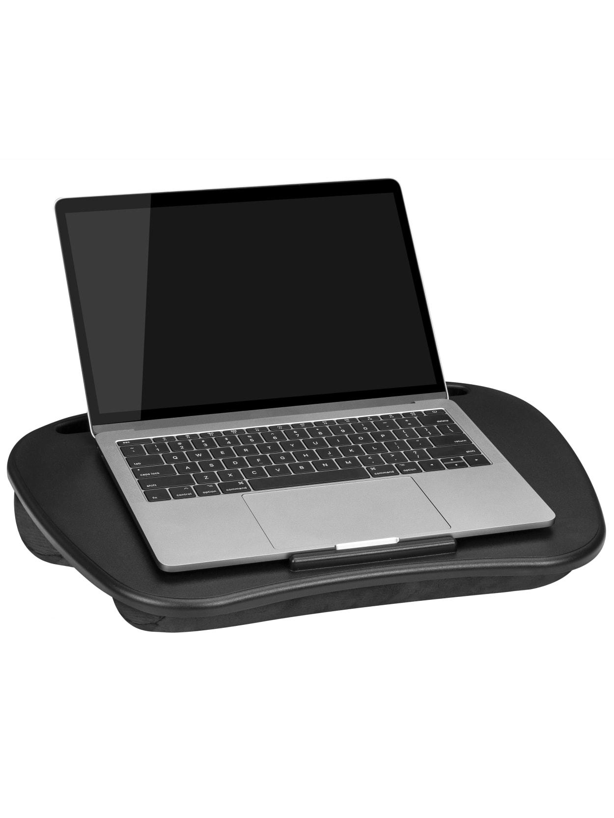 Lapgear Mydesk Lap Desk Black Office Depot