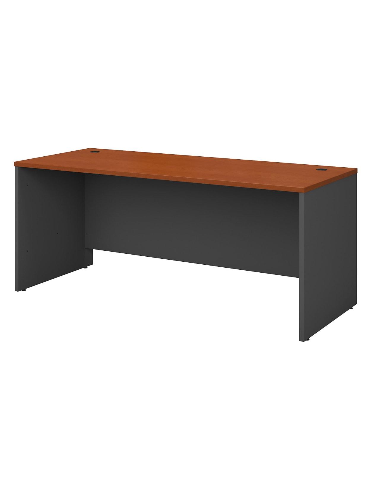 Bush Business Furniture Components Office Desk 45 W x 45 D Auburn