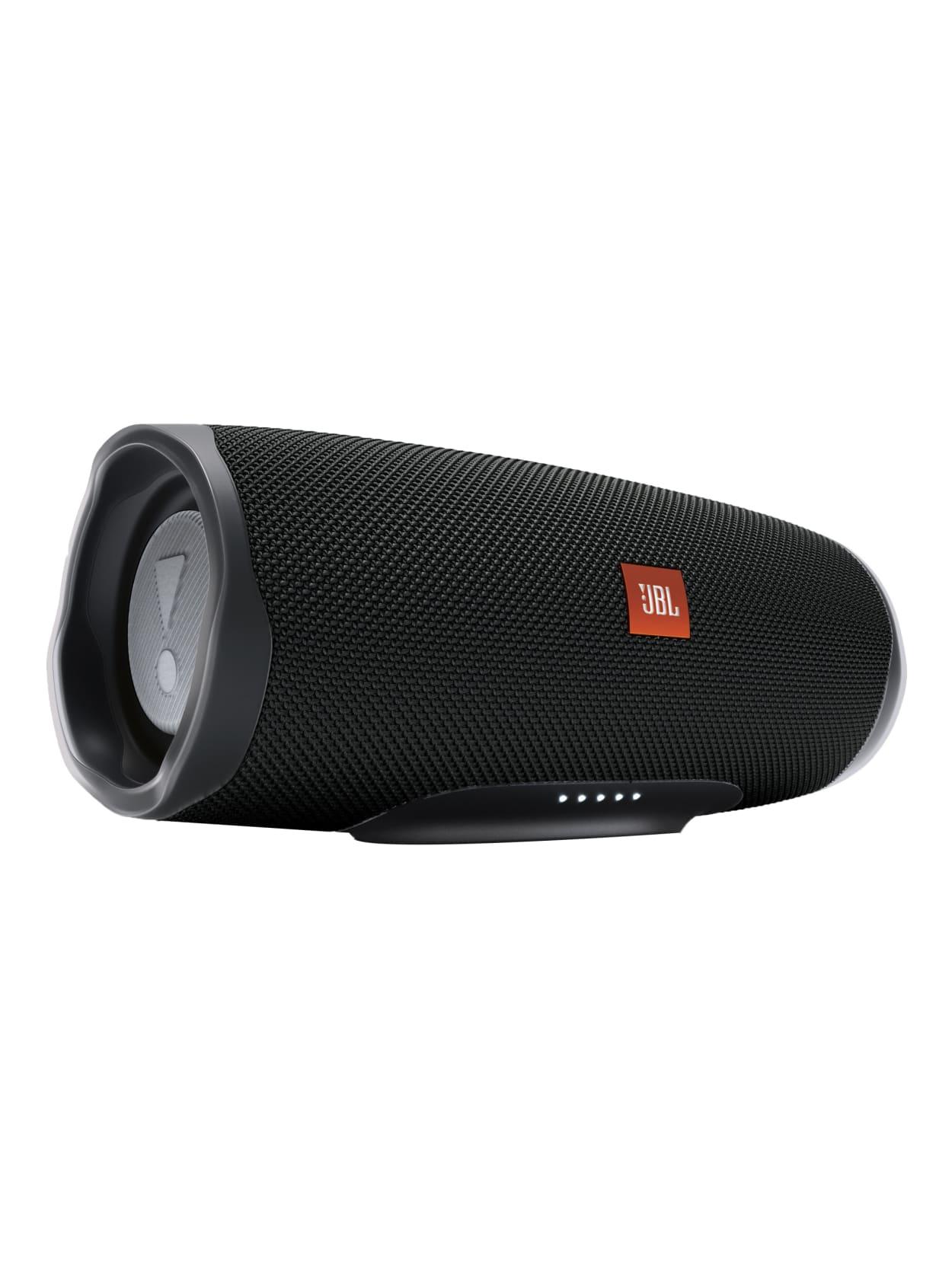 Jbl Charge 4 Bluetooth Speaker Black Office Depot