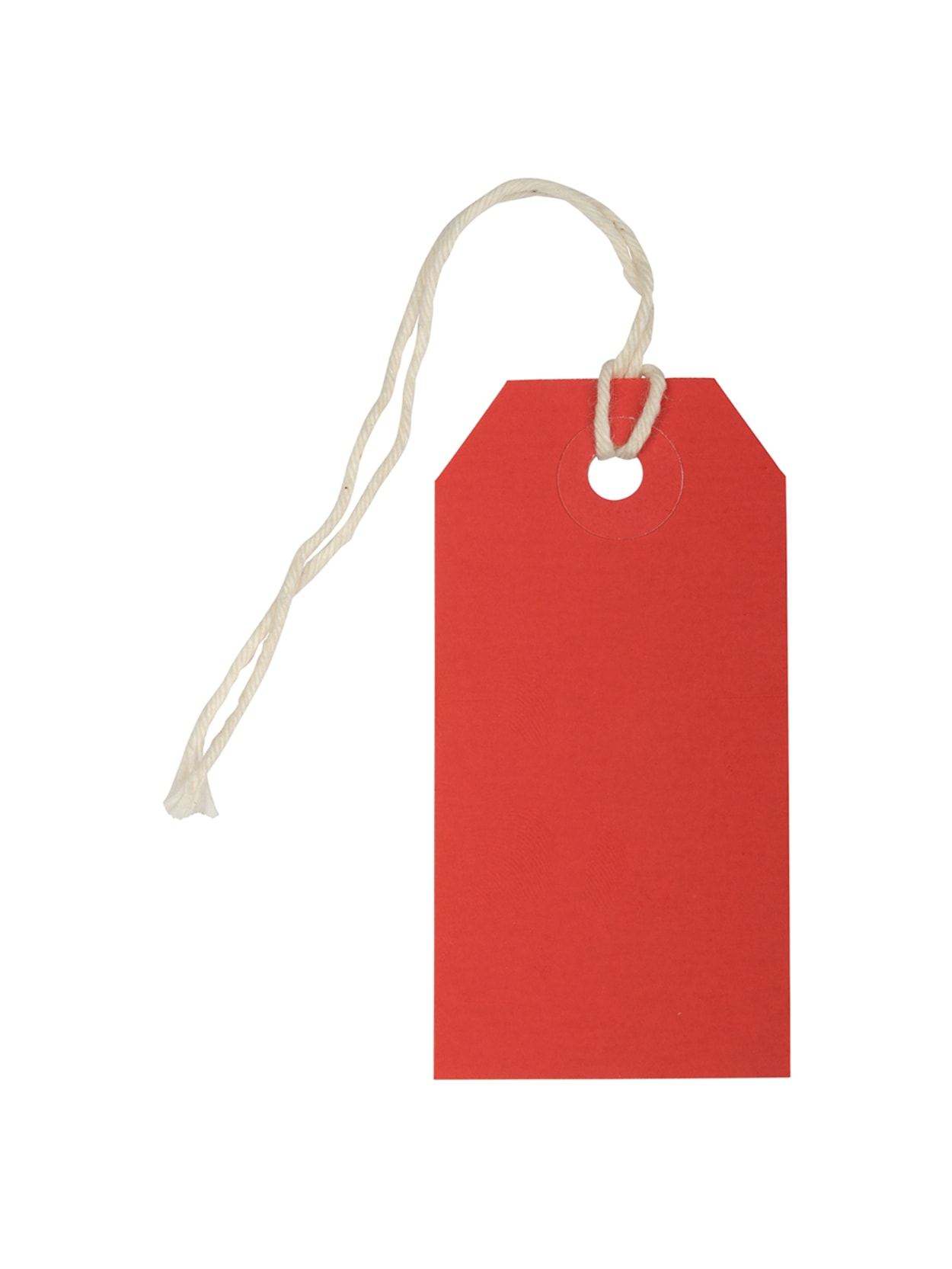 JAM Paper Small Gift Tags Red 10 PK Office Depot