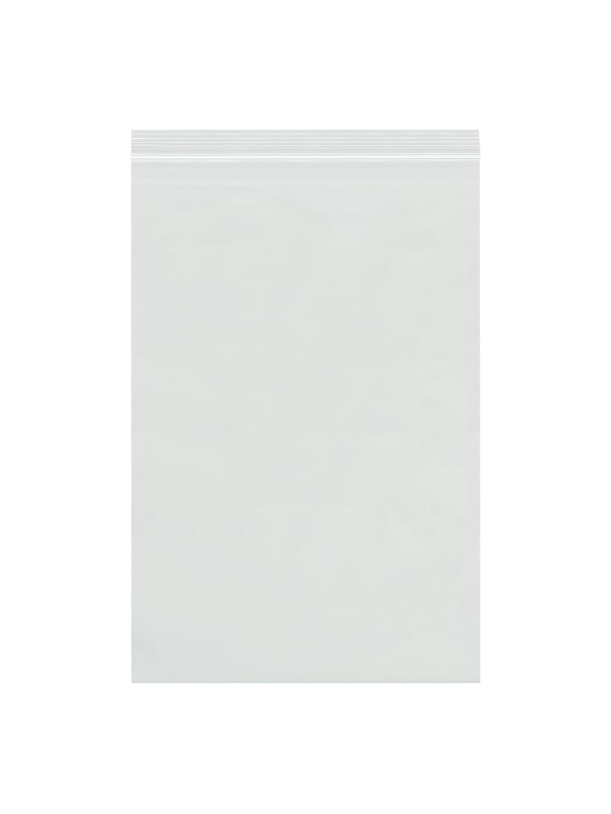 "24/"" x 36/"" inch 100g Clear Polythene Food Use Storage Plastic Bags"
