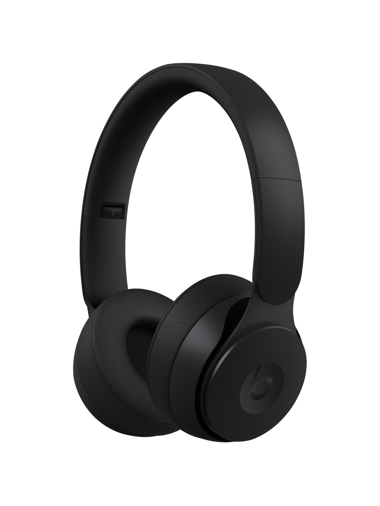 Beats By Dr Dre Solo Pro Wireless Noise Cancelling Headphones Black Stereo Wireless Bluetooth Over The Head Binaural Circumaural Noise Canceling Black Office Depot
