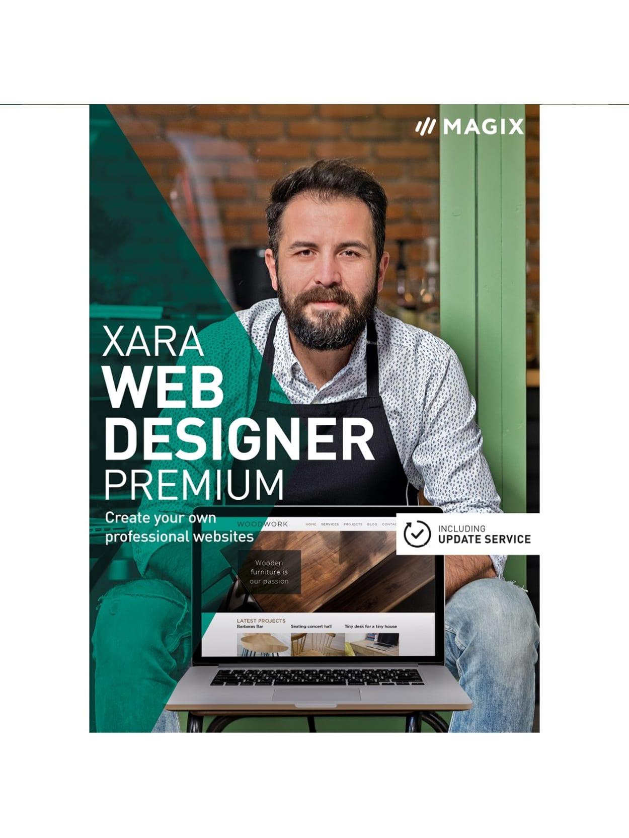 Xara Web Designer Premium Office Depot