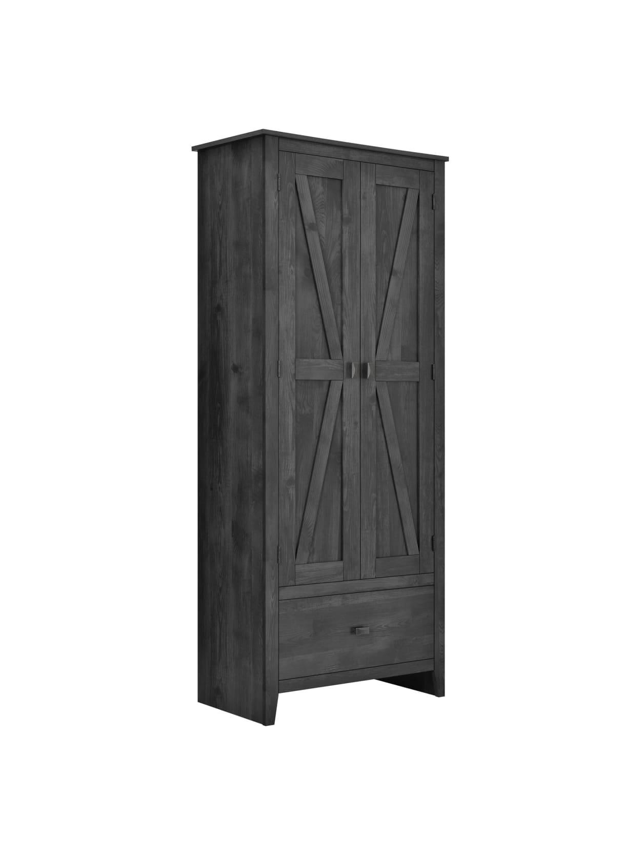 30 Wide Storage Cabinet