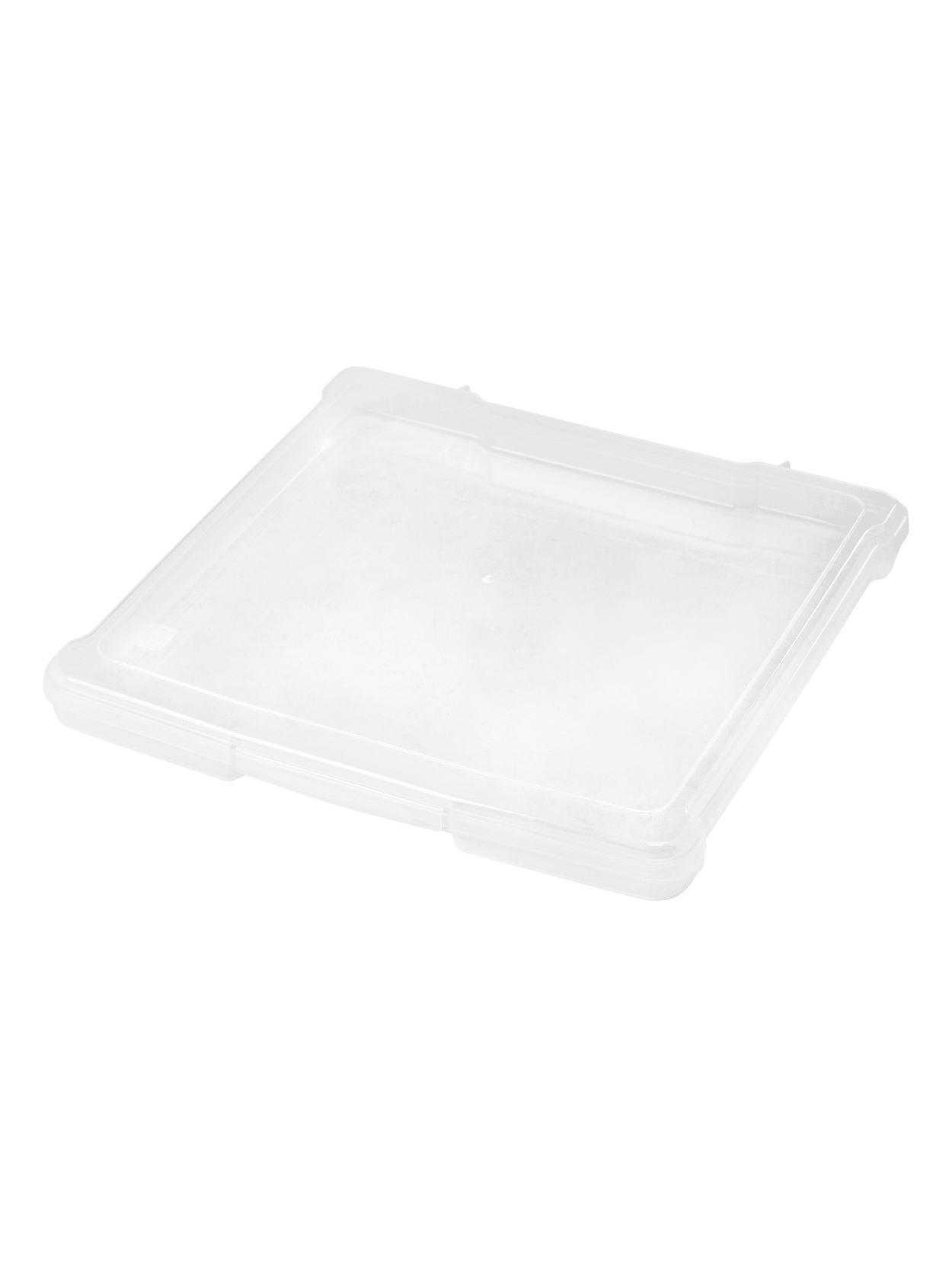 Clear 10 Pack IRIS 12 x 12 Slim Portable Project Case Home ...