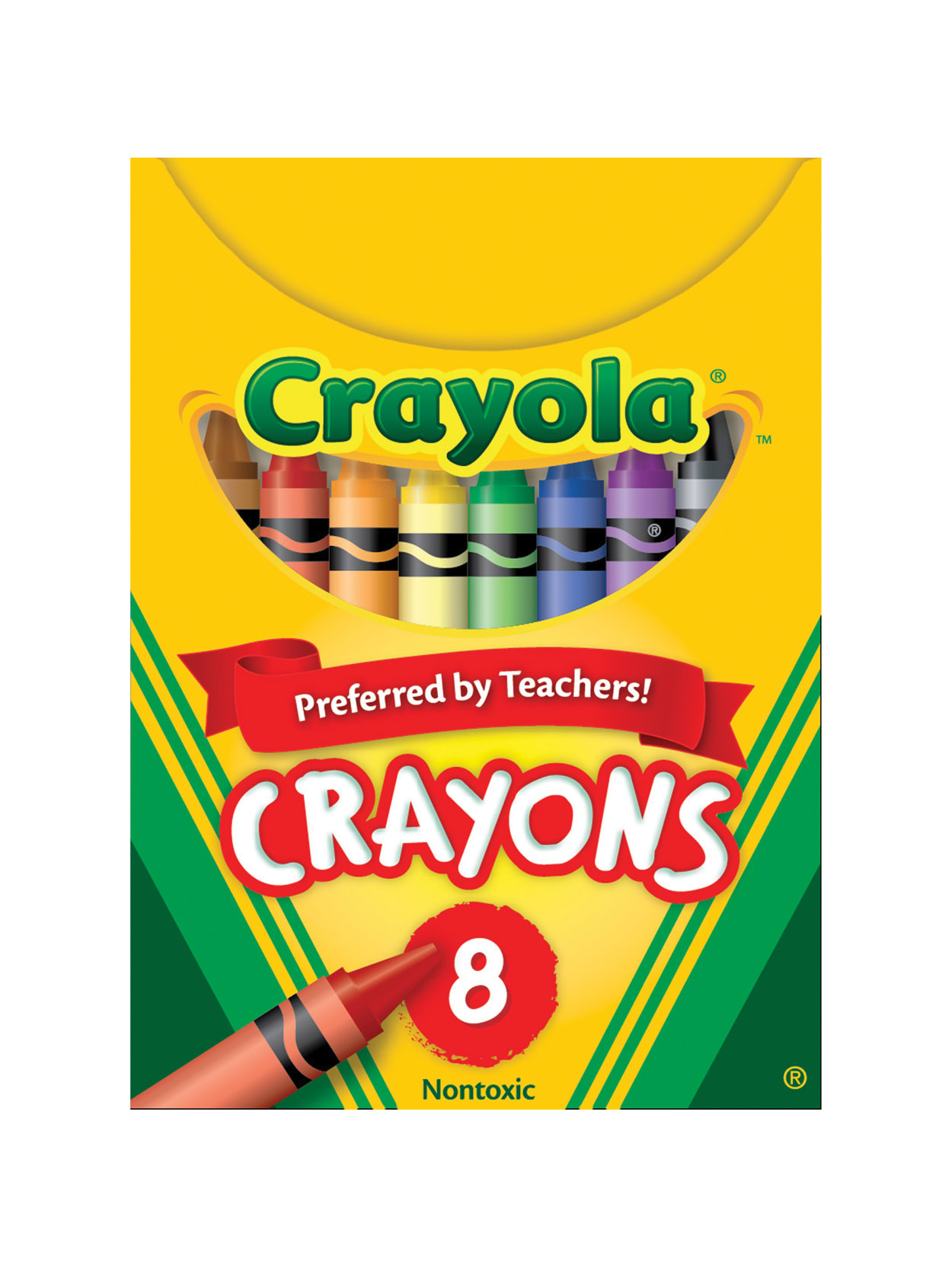 Art Studio 24 crayons