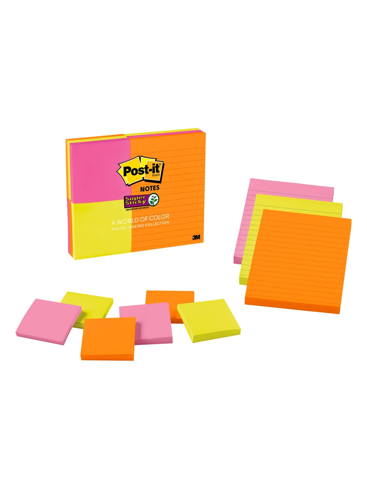 One Pad Leaf sticky notes--Only 3$--Free Shipping