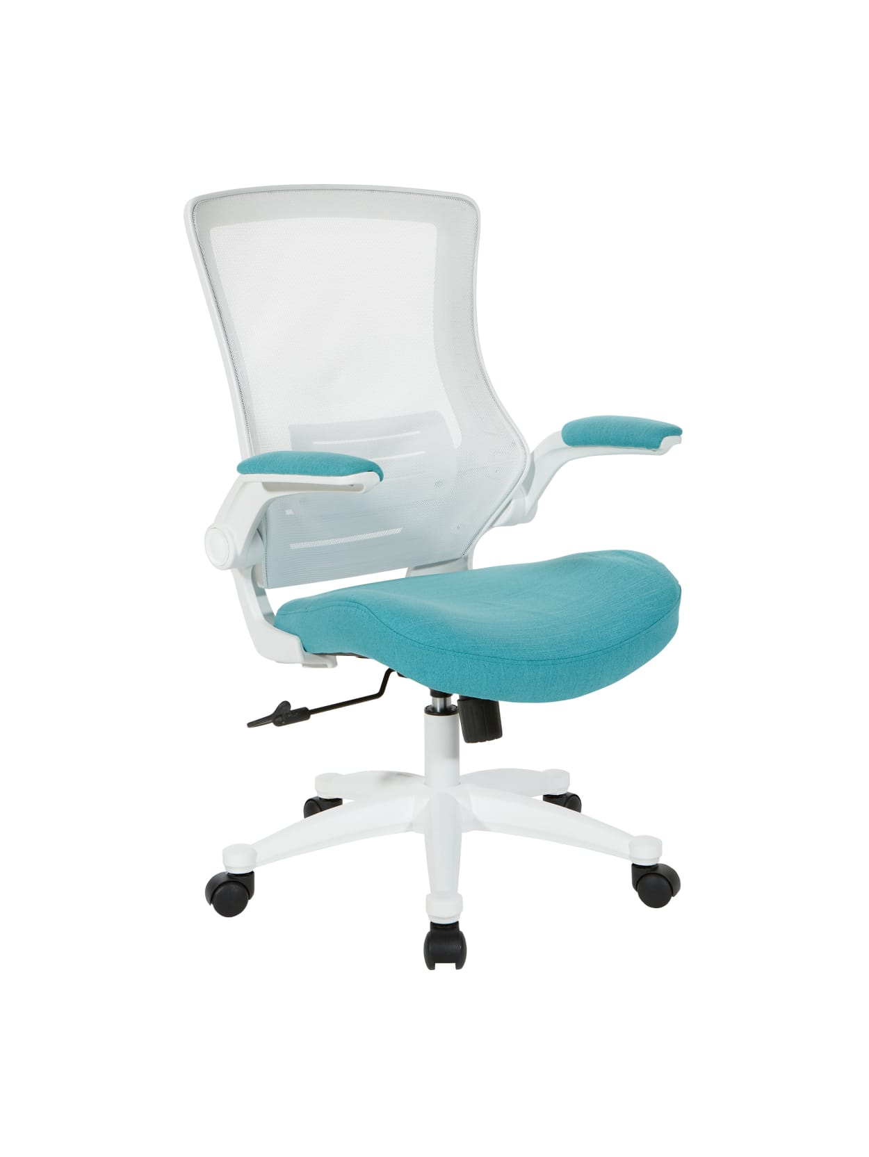 Image of: Office Star Manager Chair Turquoise Office Depot