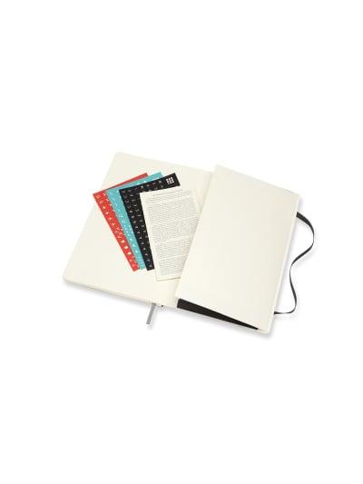 "Moleskine Soft Cover Weekly Planner 5/"" x 8-1//4/"" 2021 8053853606518 Black"