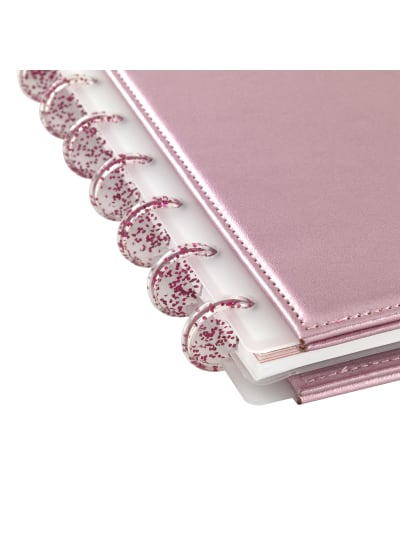 TUL Custom Note-Taking 2020 Planner LIMITED EDITION Leather Millennial Pink