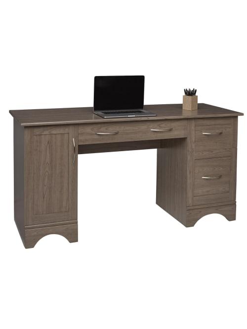 Realspace Pelingo 60 W Computer Desk, Office Furniture Spartanburg Sc