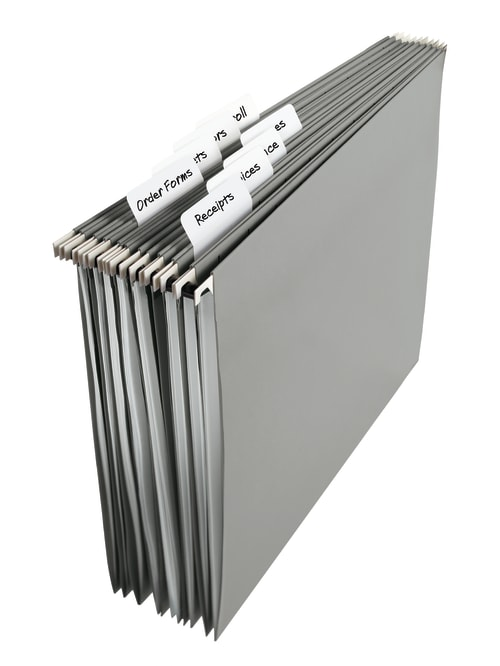 Post It Notes Durable Hanging Angled Solid File Folder Tabs 2 X 1 12 White Pack Of 50 Tabs Office Depot