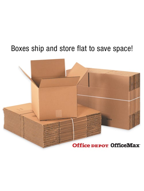 20-19 x 13 x 13 Corrugated Shipping Boxes Storage Cartons Moving Packing Box