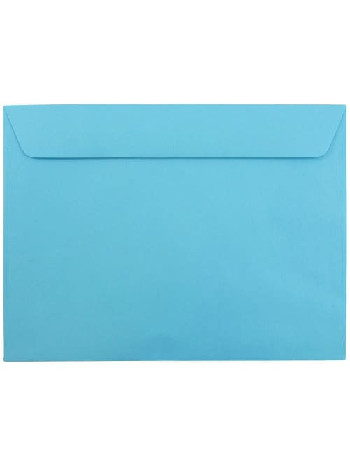 Colored Envelopes Letter Size Documents #9 Green Regular Envelopes Pack of 100 Blank 3 7//8 x 8 7//8 Colored Business Envelopes